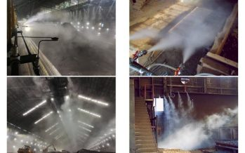Using Fog to Suppress Dust: An Effective but Affordable Approach to Dust Control