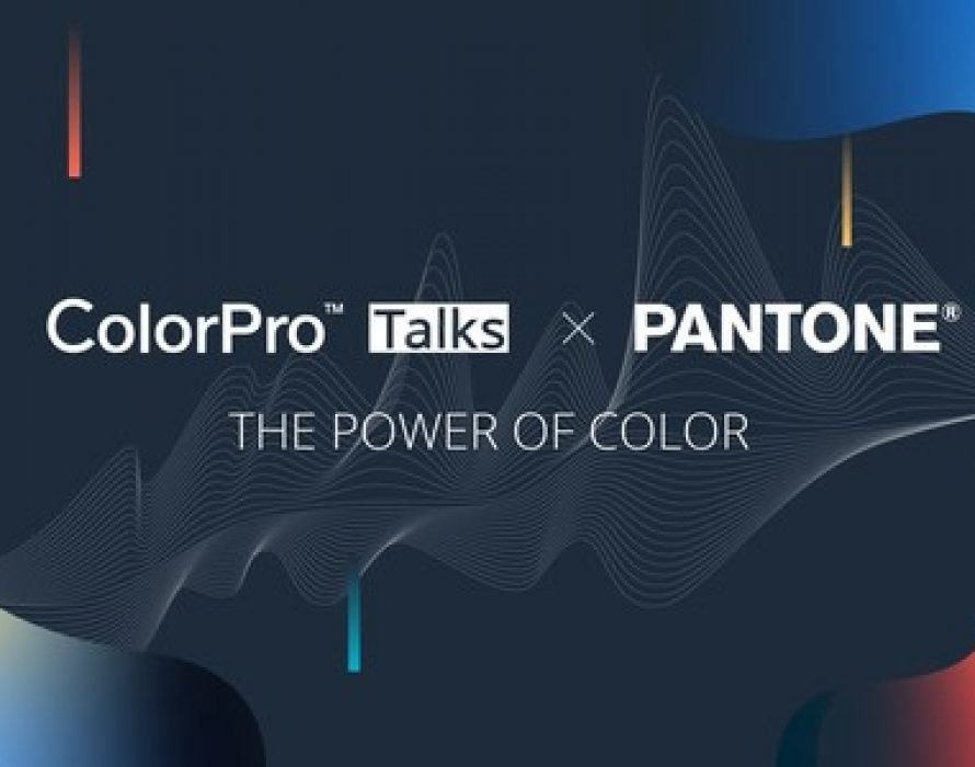 """ViewSonic Announces Exclusive Partnership with Pantone, """"ColorPro Talks – The Power of Color"""""""