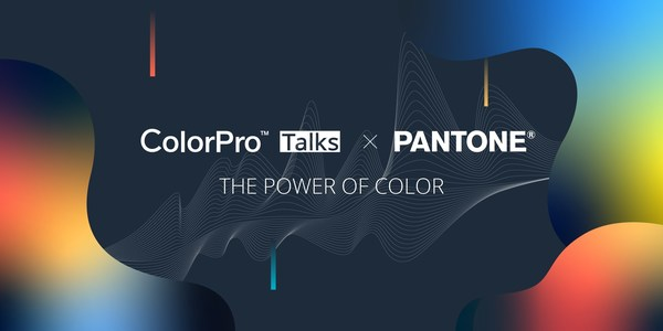 ViewSonic and Pantone have partnered up to launch a series of events titled ColorPro Talks – The Power of Color. The in-person event will take place in London, United Kingdom on 9 September 2021.