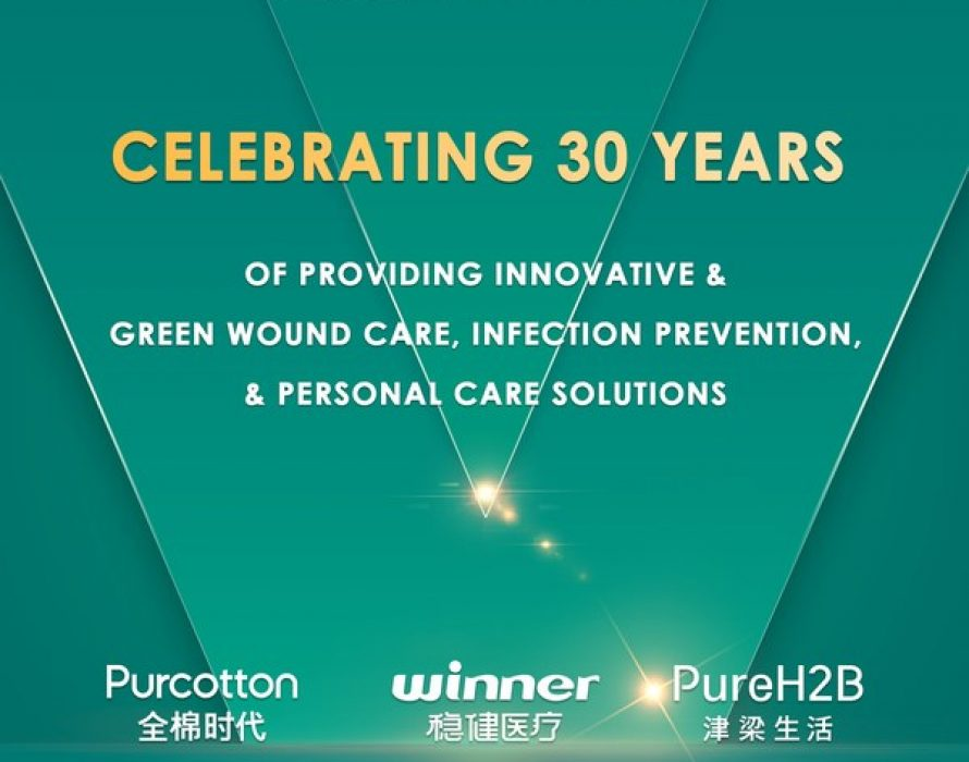 Winner Medical Celebrates 30th Anniversary with Continued Focus on Sustainable Development