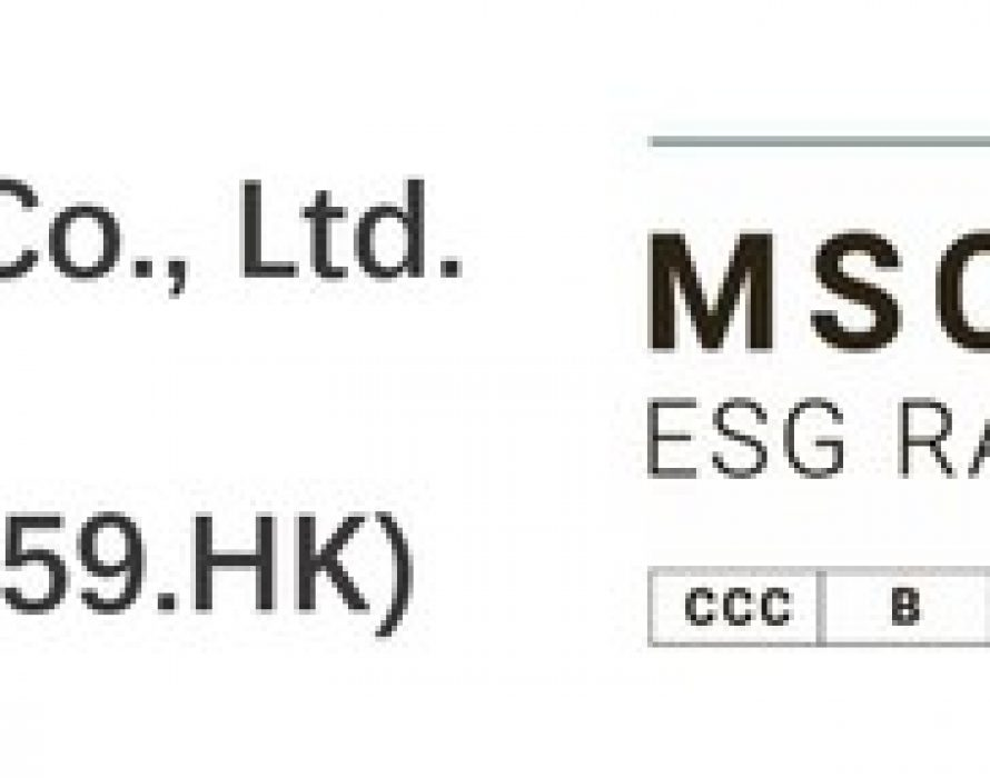 WuXi AppTec Receives AA ESG Rating from MSCI