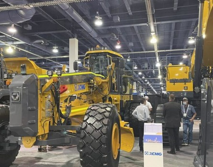 XCMG Makes Debut at MINExpo 2021, Announces Plans to Open Service Center in Southeastern Region of United States
