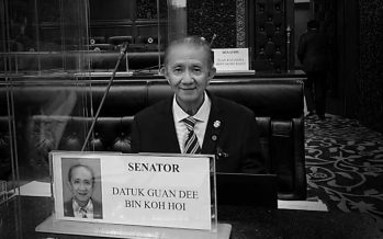 Guan Dee to be cremated this Saturday
