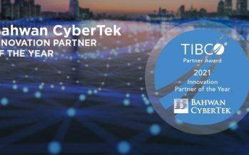 Bahwan CyberTek wins TIBCO Innovation Partner of the Year Award