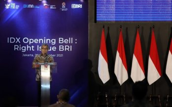 BRI's Rights Issue Oversubscribed, Raises IDR 95.9 Trillion in Funding