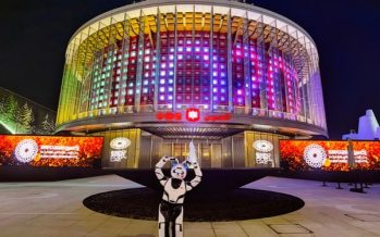 Expo 2020 Dubai: UBTECH Panda Robot turns heads at China Pavilion