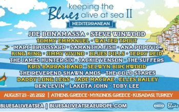 Legendary Steve Winwood Joins Guitar Icon Joe Bonamassa For Keeping The Blues Alive At Sea Mediterranean Cruise II