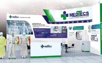 Medtecs participates for the first time in world's leading nonwovens exhibition – INDEX(TM)20 in Europe