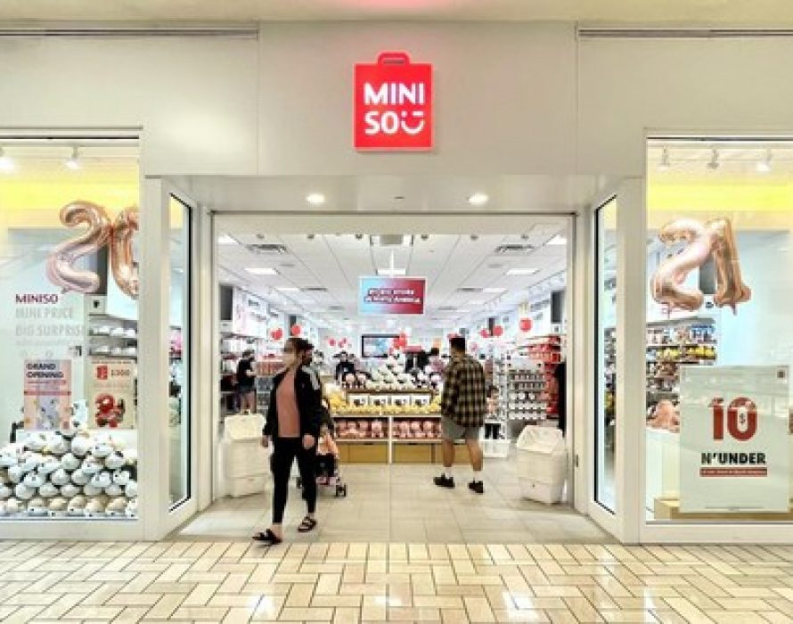 MINISO introduces new '$10 N' under' concept store in the US 4 stores opened on the same day in California and Virginia
