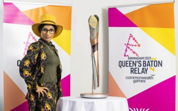 Relaytionship Goals: Create a Cultural Connection with Birmingham 2022 Commonwealth Games