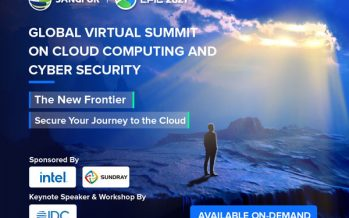 Sangfor EPIC 2021: Global Virtual Summit on Cyber Security & Cloud Computing